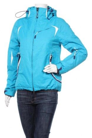 Дамско яке за зимни спортове Alpine Pro, Размер XS, Цвят Син, Полиестер, Цена 41,16лв.