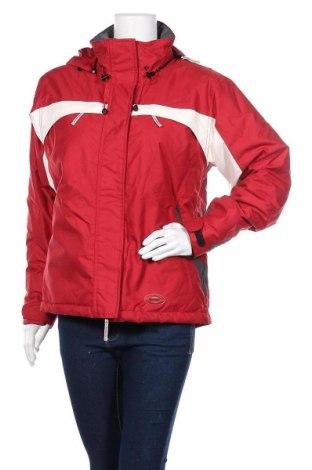 Дамско яке за зимни спортове Exxtasy, Размер M, Цвят Червен, 100% полиестер, Цена 45,57лв.
