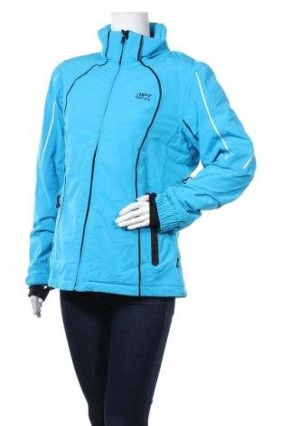 Дамско яке за зимни спортове Maier Sports, Размер L, Цвят Син, Полиестер, Цена 44,36лв.