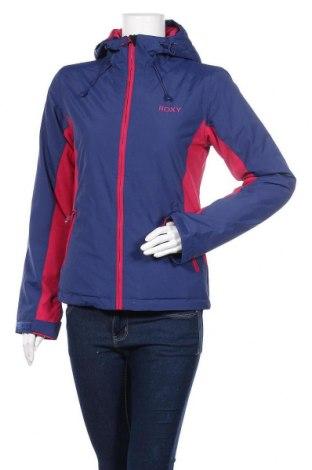 Дамско яке за зимни спортове Roxy, Размер XS, Цвят Син, 100% полиестер, Цена 67,62лв.