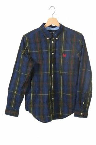 Детска риза Chaps, Размер 14-15y/ 168-170 см, Цвят Многоцветен, 60% памук, 40% полиестер, Цена 12,97лв.