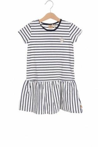 Παιδικό φόρεμα Belly Button, Μέγεθος 2-3y/ 98-104 εκ., Χρώμα Λευκό, 95% βαμβάκι, 5% ελαστάνη, Τιμή 16,12€