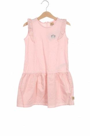 Παιδικό φόρεμα Belly Button, Μέγεθος 3-4y/ 104-110 εκ., Χρώμα Ρόζ , Βαμβάκι, Τιμή 17,18€