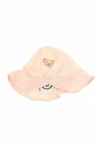 Παιδικό καπέλο Steiff, Χρώμα Ρόζ , 100% βαμβάκι, Τιμή 8,66€