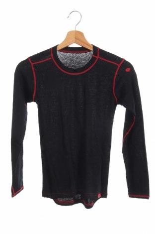Детска спортна блуза Pierre Robert, Размер 10-11y/ 146-152 см, Цвят Черен, Мерино, Цена 13,97лв.