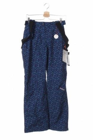 Детски панталон за зимни спортове Ziener, Размер 15-18y/ 170-176 см, Цвят Син, Полиестер, Цена 63,05лв.