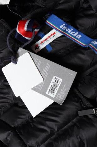 Детско спортно яке Invicta, Размер 13-14y/ 164-168 см, Цвят Черен, Цена 92,22лв.