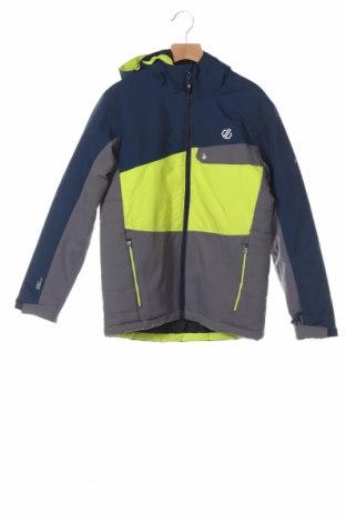 Детско яке за зимни спортове Dare 2B, Размер 10-11y/ 146-152 см, Цвят Многоцветен, Полиестер, Цена 64,32лв.