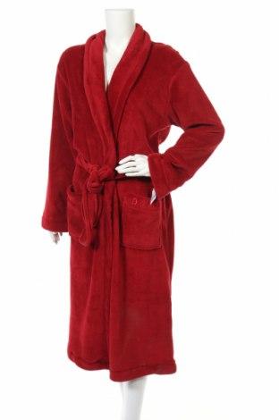 Халат DKNY, Размер XS, Цвят Червен, Полиестер, Цена 106,40лв.