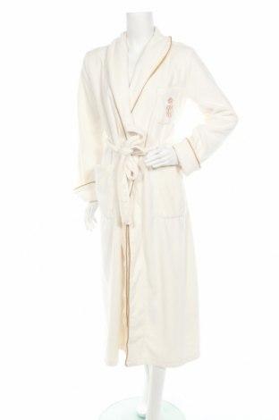 Халат Ralph Lauren, Размер S, Цвят Екрю, Полиестер, Цена 156,00лв.