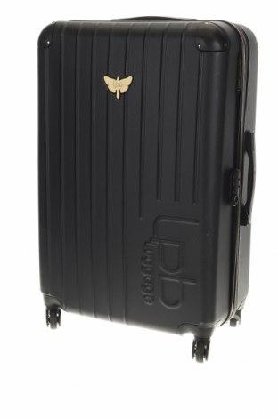 Куфар LPB Les P'tites Bombes, Цвят Черен, Полиуретан, Цена 173,40лв.