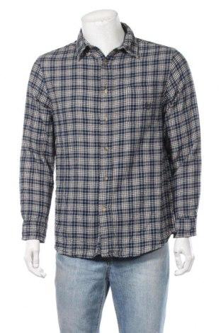 Мъжка риза Chaps, Размер M, Цвят Многоцветен, Памук, Цена 7,56лв.