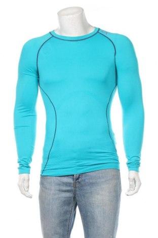 Мъжка спортна блуза Pierre Robert, Размер M, Цвят Син, 91% полиамид, 7% еластан, 2% полиестер, Цена 15,12лв.
