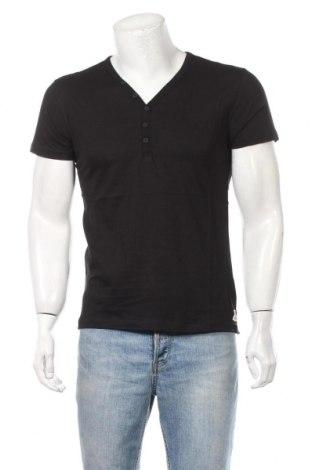 Ανδρικό t-shirt Japan Rags by Le Temps des Cerises, Μέγεθος L, Χρώμα Μαύρο, Βαμβάκι, Τιμή 22,78€