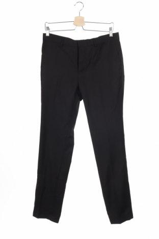 Мъжки панталон Kiomi, Размер M, Цвят Черен, 70% полиестер, 30% вискоза, Цена 51,00лв.