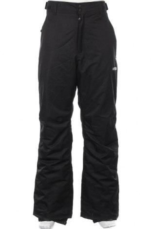 Мъжки панталон за зимни спортове Nevica, Размер L, Цвят Черен, Полиестер, Цена 45,62лв.