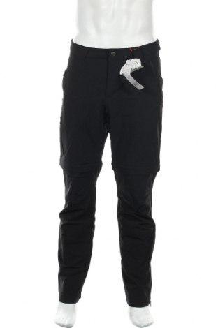 Мъжки спортен панталон Maier Sports, Размер L, Цвят Черен, 73% полиамид, 17% полиестер, 10% еластан, Цена 110,25лв.