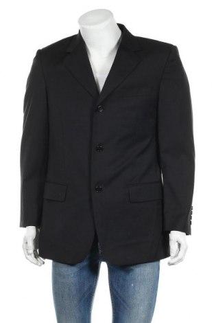 Ανδρικό σακάκι Guy Laroche, Μέγεθος M, Χρώμα Μαύρο, 100% μαλλί, Τιμή 21,09€