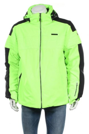 Мъжко яке за зимни спортове Nevica, Размер XXL, Цвят Зелен, Цена 156,11лв.