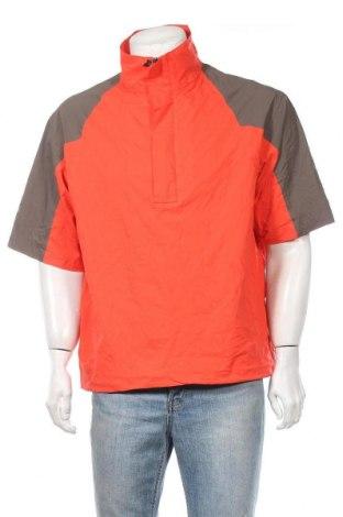 Мъжко спортно яке Nike Golf, Размер L, Цвят Оранжев, Полиамид, Цена 17,66лв.