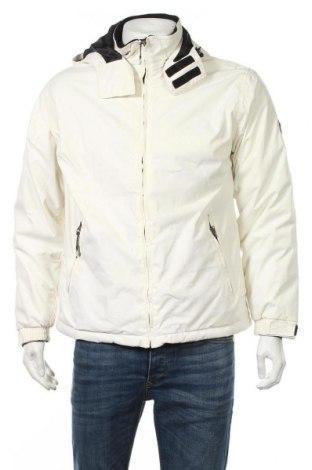 Мъжко яке за зимни спортове Killtec, Размер S, Цвят Бял, Полиамид, Цена 31,40лв.