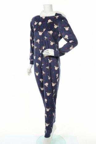 Пижама Dorothy Perkins, Размер S, Цвят Син, Полиестер, Цена 43,70лв.