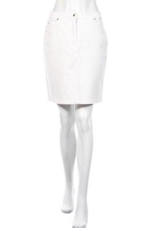 Φούστα Escada Sport, Μέγεθος M, Χρώμα Λευκό, 95% βαμβάκι, 5% ελαστάνη, Τιμή 32,13€