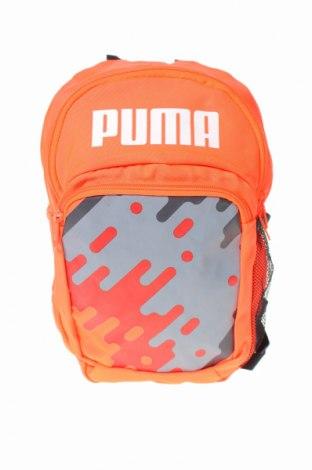 Раница PUMA, Цвят Оранжев, Текстил, Цена 24,57лв.