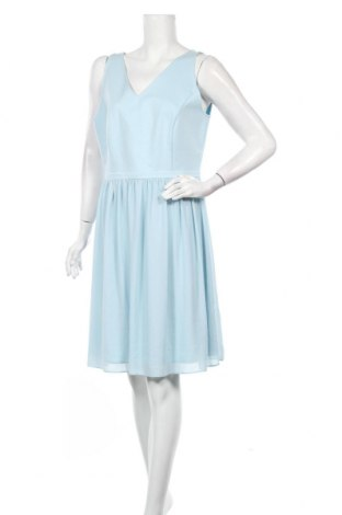 Φόρεμα Apart, Μέγεθος XL, Χρώμα Μπλέ, 60% βαμβάκι, 35% πολυαμίδη, 5% ελαστάνη, Τιμή 48,63€