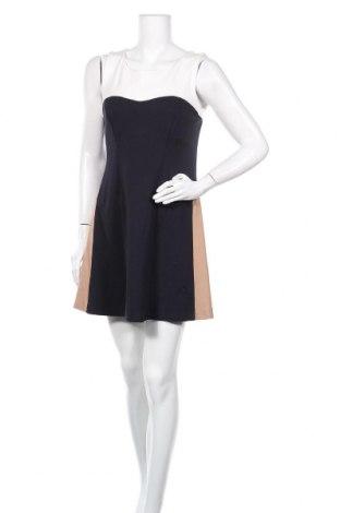 Φόρεμα Ashley Brooke, Μέγεθος M, Χρώμα Μπλέ, 65% βισκόζη, 32% πολυαμίδη, 3% ελαστάνη, Τιμή 7,27€