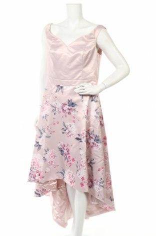 Φόρεμα Chi Chi, Μέγεθος XL, Χρώμα Ρόζ , Πολυεστέρας, Τιμή 45,11€