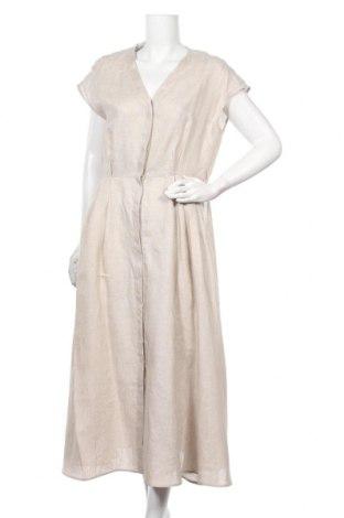 Φόρεμα Penny Black, Μέγεθος L, Χρώμα  Μπέζ, Λινό, Τιμή 70,82€