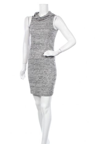 Φόρεμα Qed London, Μέγεθος S, Χρώμα Γκρί, 50% βισκόζη, 46% πολυεστέρας, 4% ελαστάνη, Τιμή 5,00€