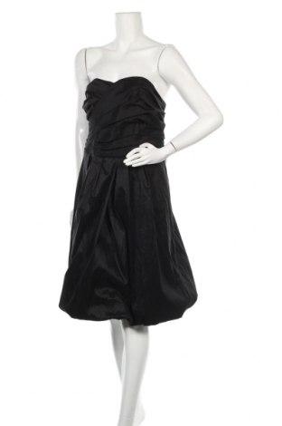 Рокля Vera Mont, Размер XL, Цвят Черен, 61% полиестер, 35% полиамид, 4% еластан, Цена 23,20лв.