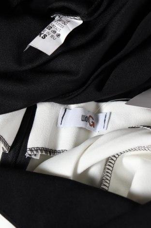 Рокля Wal G, Размер XS, Цвят Бял, 95% полиестер, 5% еластан, Цена 61,50лв.