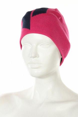 Шапка Peak Performance, Цвят Розов, 60% мерино, 40% акрил, Цена 35,10лв.