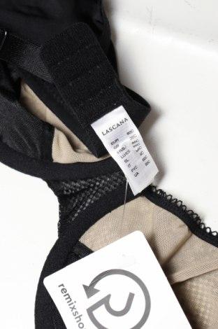 Сутиен Lascana, Размер L, Цвят Черен, 88% полиамид, 12% еластан, Цена 33,15лв.