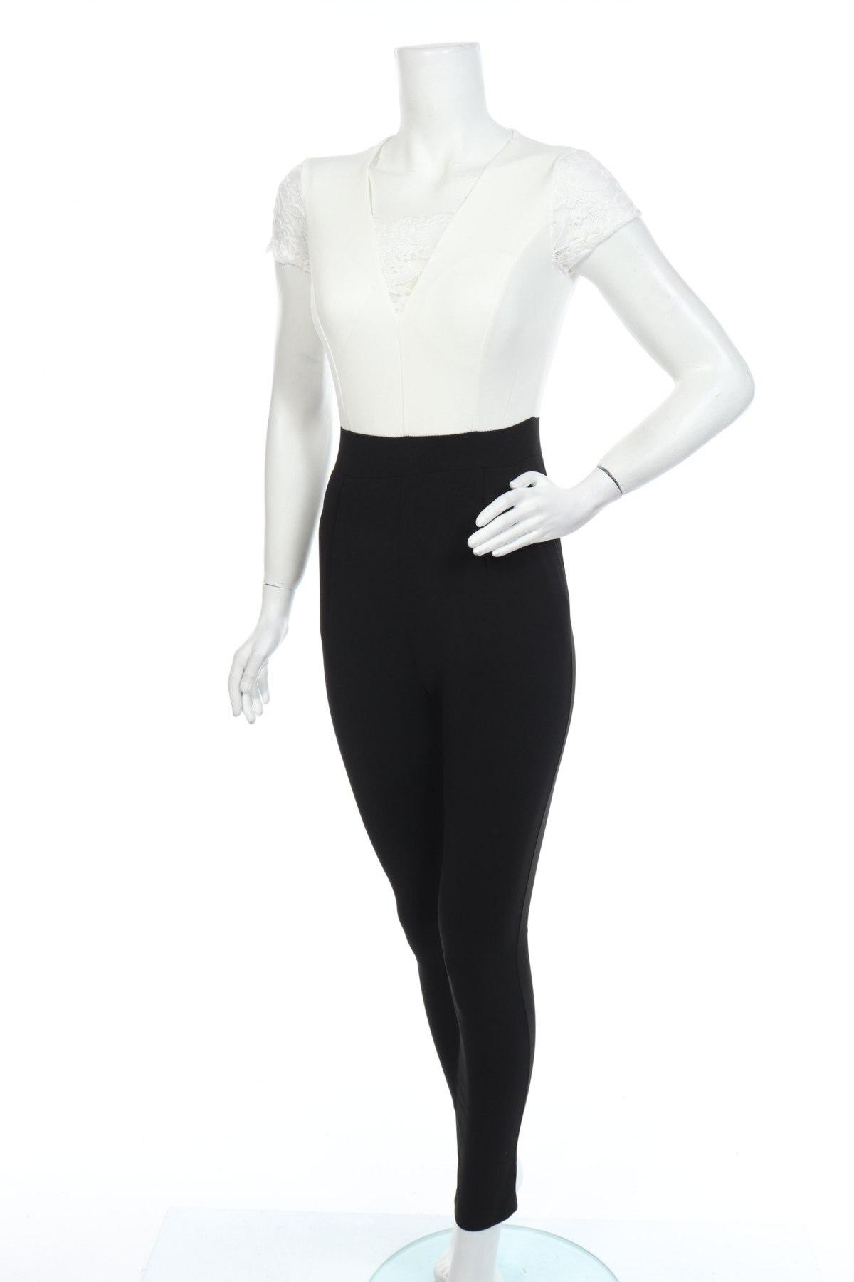 Γυναικεία σαλοπέτα Wal G, Μέγεθος XS, Χρώμα Μαύρο, 95% πολυεστέρας, 5% ελαστάνη, Τιμή 12,63€