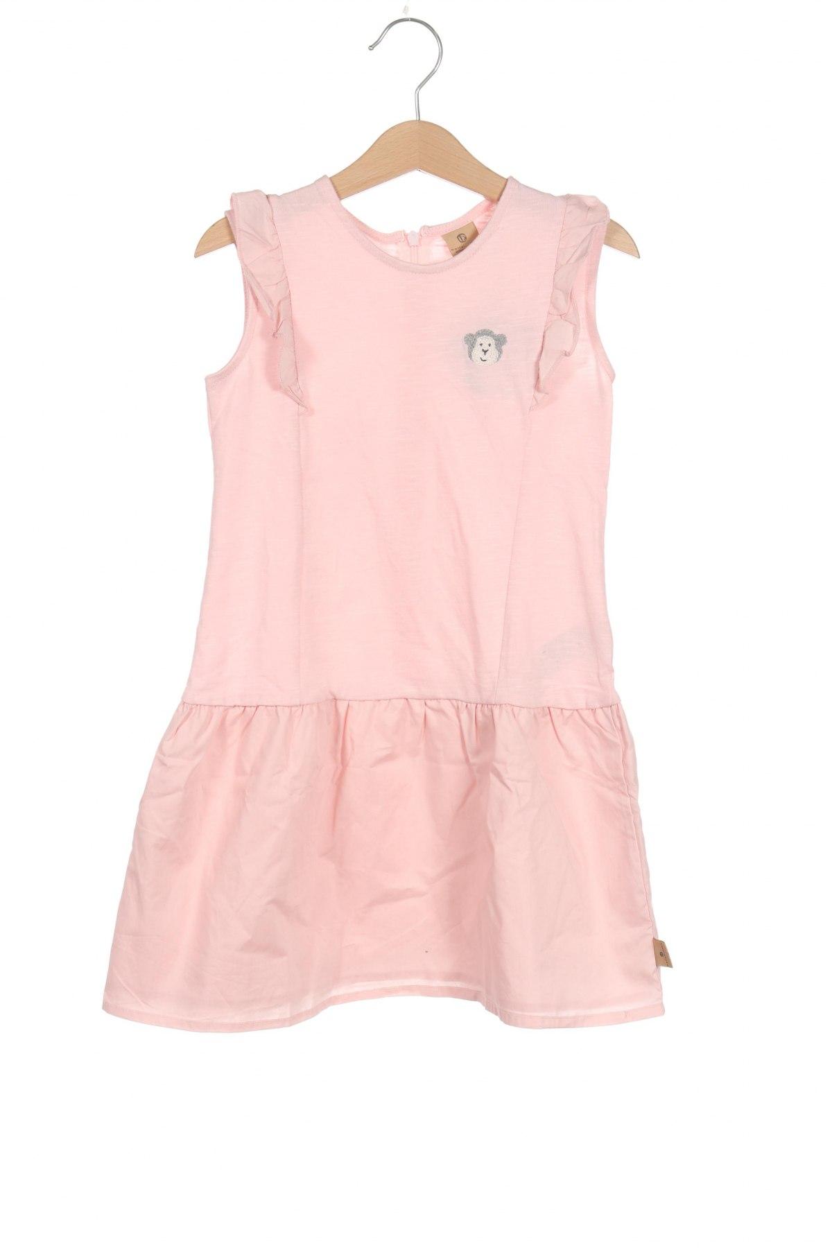 Παιδικό φόρεμα Belly Button, Μέγεθος 3-4y/ 104-110 εκ., Χρώμα Ρόζ , Βαμβάκι, Τιμή 12,63€