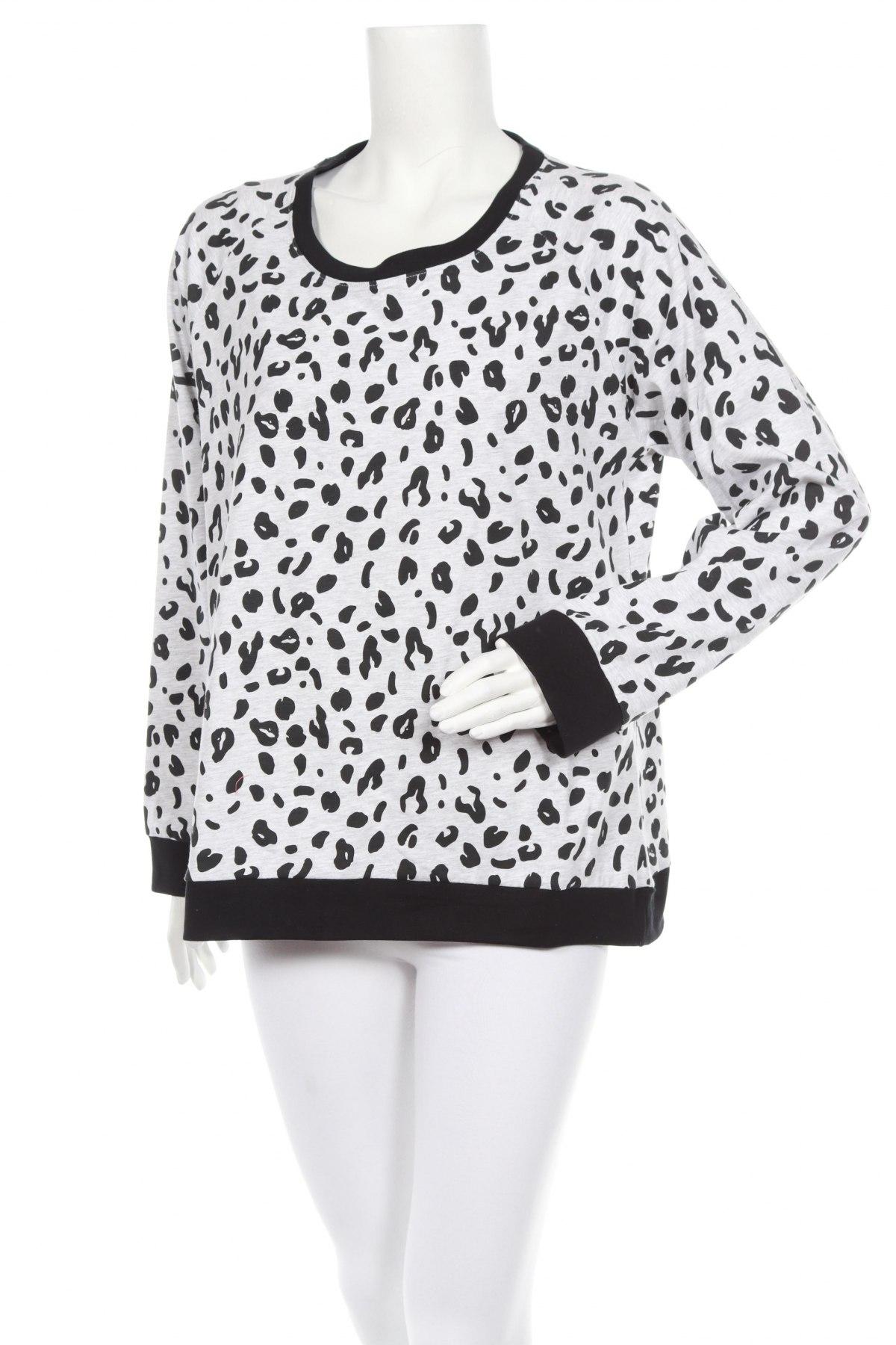 Пижама Hechter, Размер XL, Цвят Сив, 93% памук, 4% еластан, 3% полиестер, Цена 39,50лв.