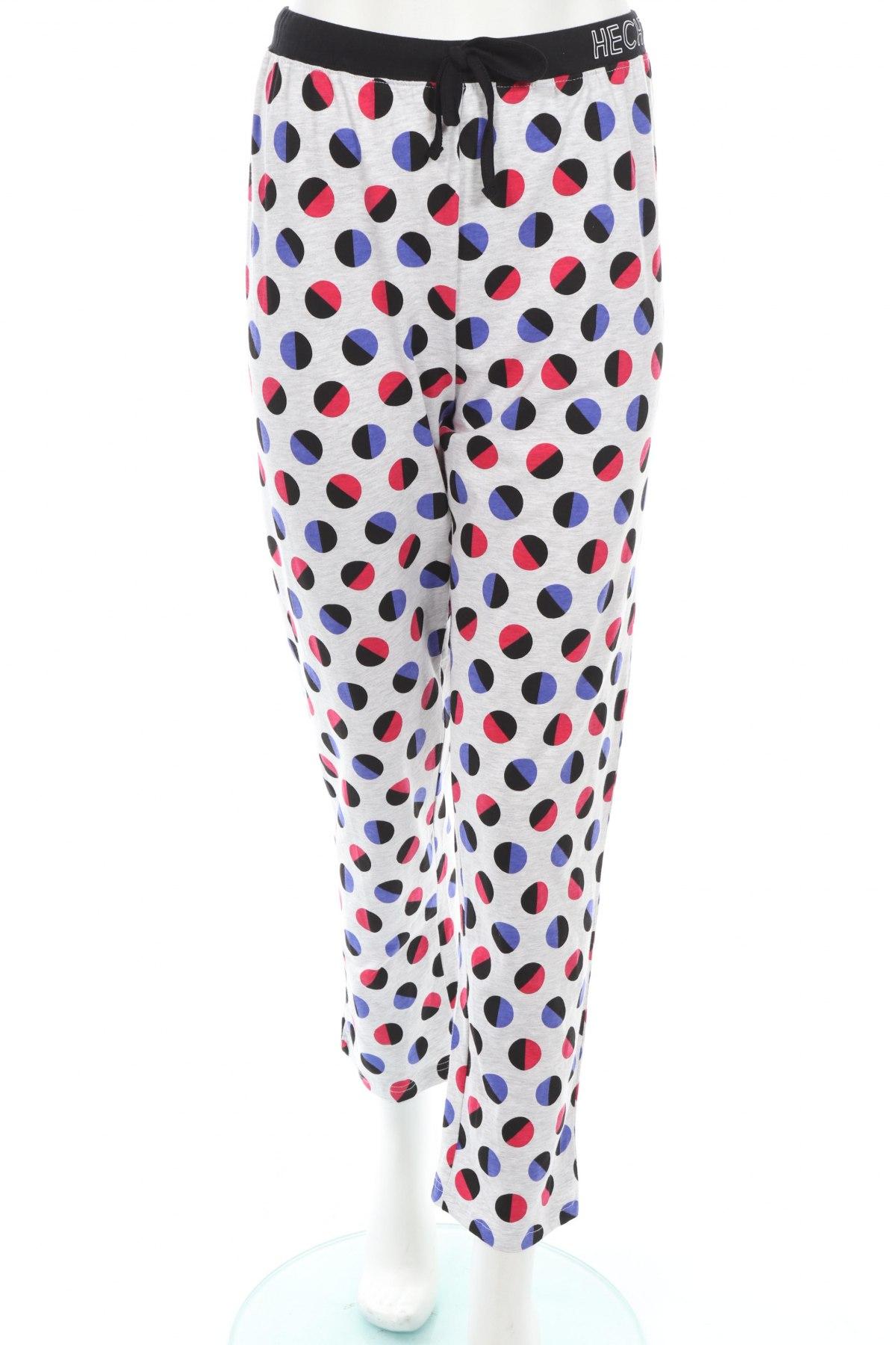 Пижама Hechter, Размер XL, Цвят Многоцветен, 93% памук, 4% еластан, 3% полиестер, Цена 61,11лв.