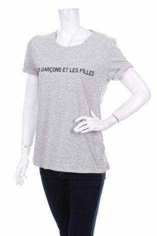 Damski T-shirt Sezane X La Redoute