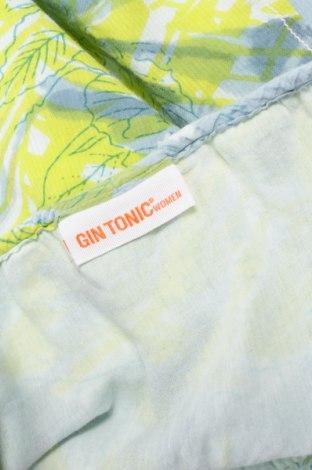 Γυναικείο αμάνικο μπλουζάκι Gin Tonic, Μέγεθος XS, Χρώμα Πολύχρωμο, Βαμβάκι, Τιμή 2,60€