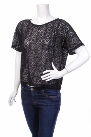 Дамска блуза Znk, Размер S, Цвят Черен, Цена 4,50лв.