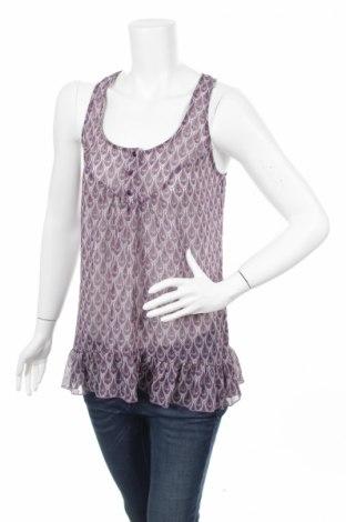 Γυναικείο αμάνικο μπλουζάκι G:21, Μέγεθος M, Χρώμα Βιολετί, 100% πολυεστέρας, Τιμή 2,78€
