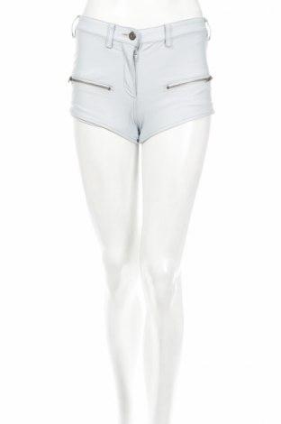 Дамски къс кожен панталон Bik Bok