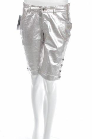 Дамски къс кожен панталон Gipsy