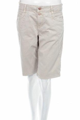 Дамски къс панталон S.Oliver, Размер S, Цвят Бежов, 98% памук, 2% еластан, Цена 5,04лв.