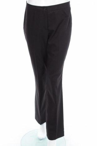 Дамски панталон Jones New York, Размер S, Цвят Черен, 80% полиестер, 17% вискоза, 3% еластан, Цена 3,00лв.