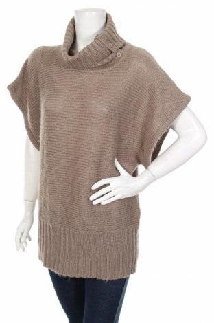 Γυναικείο πουλόβερ No Name, Μέγεθος S, Χρώμα Γκρί, Ακρυλικό, Τιμή 13,40€